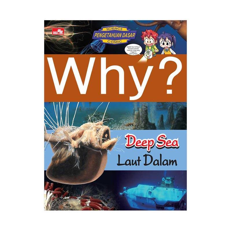 Elex Media Komputindo Why Deep Sea by Yearimdang Buku Edukasi