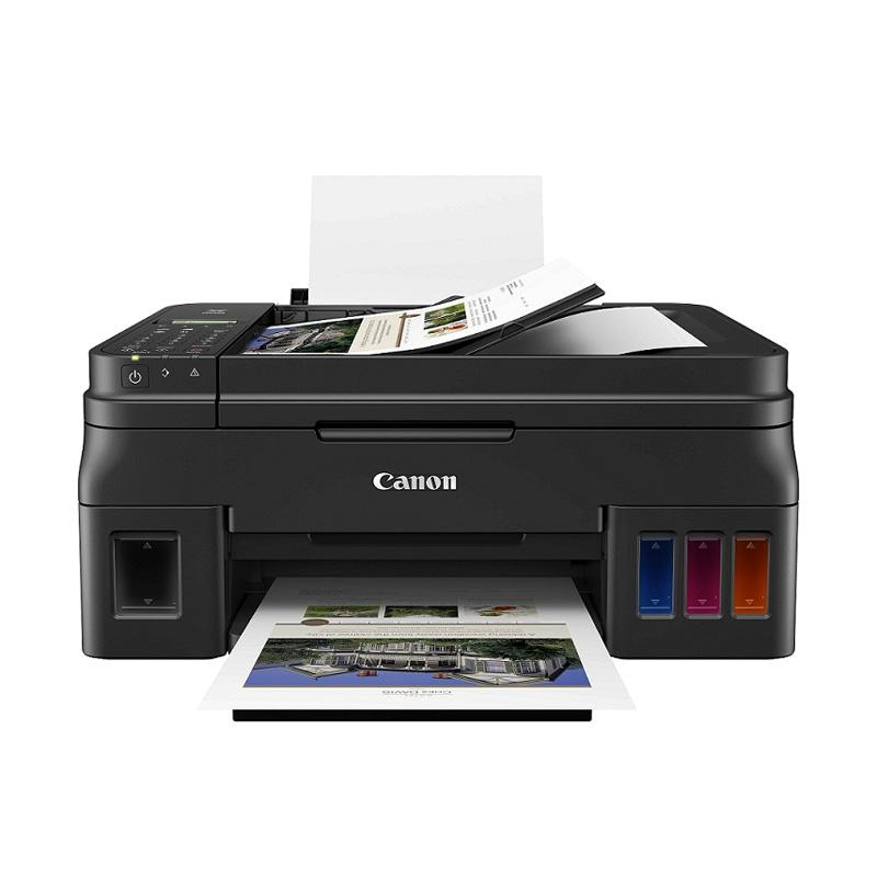 harga Canon PIXMA G4010 Multifunction Inkjet Printer Blibli.com