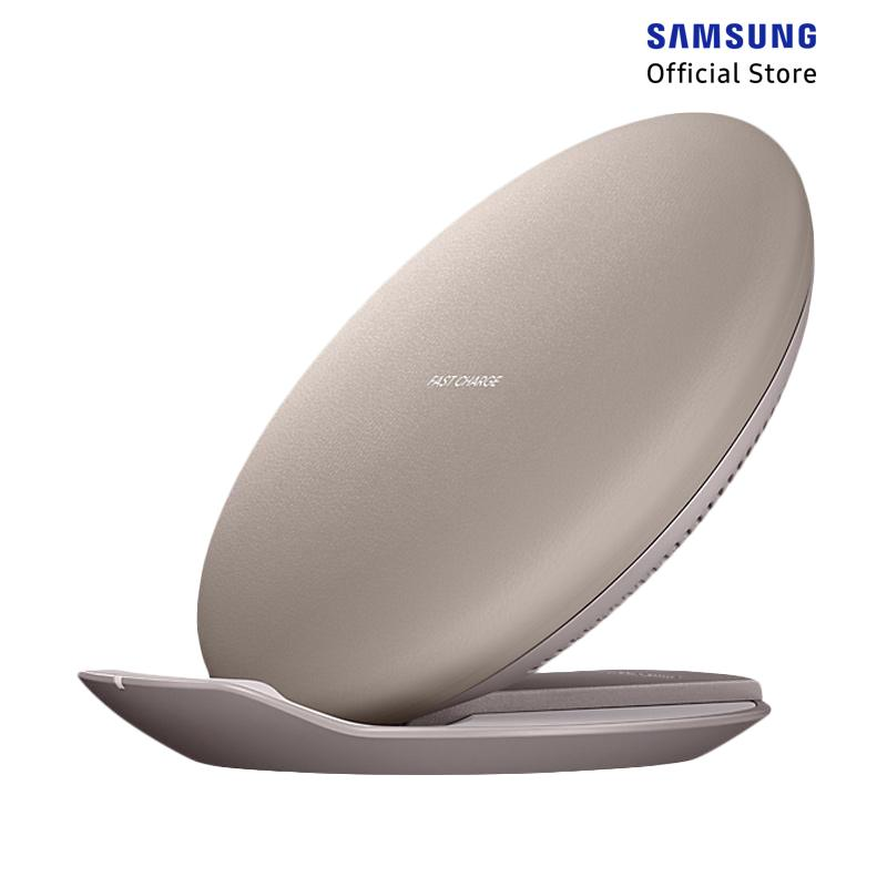 ST3 Regular - Samsung Wireless Charger Convertible - Brown