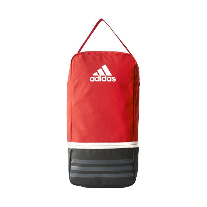adidas Tiro SB Tas Sepatu Unisex - Red Black [BS4768]