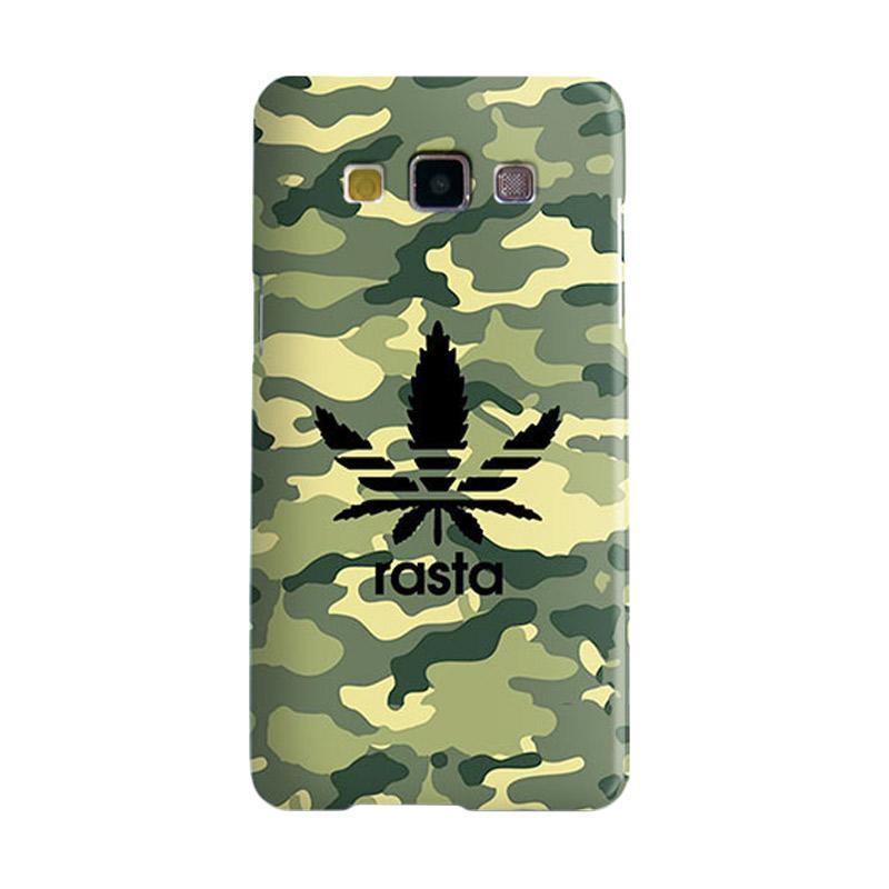 harga Premiumcaseid Army Camo Rasta Not Adidas Hardcase Casing for Samsung Galaxy A3 Blibli.com