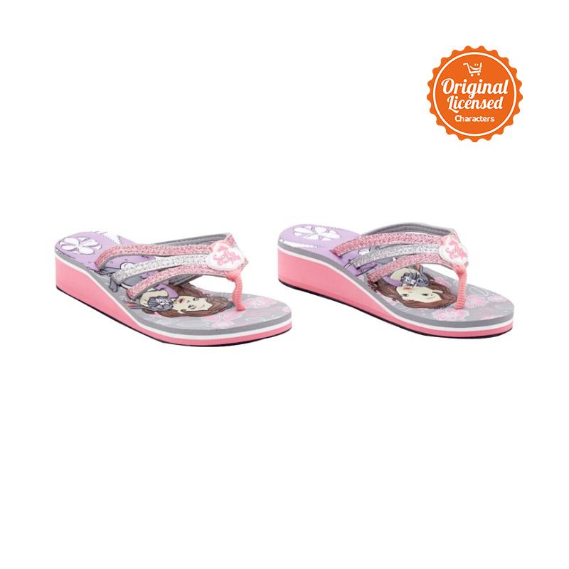 harga Sofia the First Sandals Wedges - Grey Blibli.com