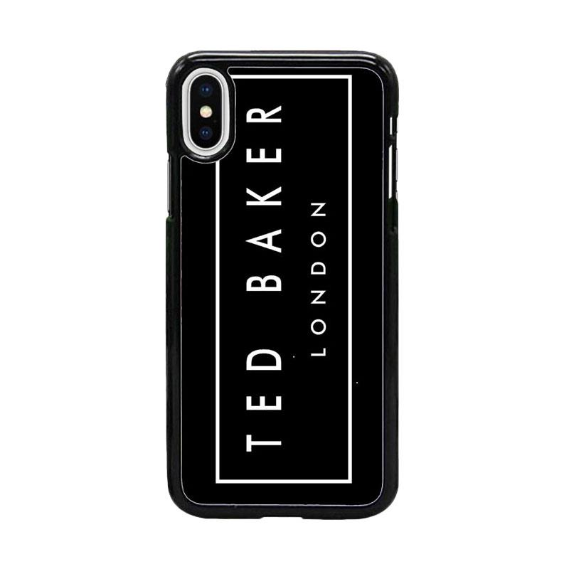 Acc Hp Ted Baker Logo W5109 Custom Casing for iPhone X