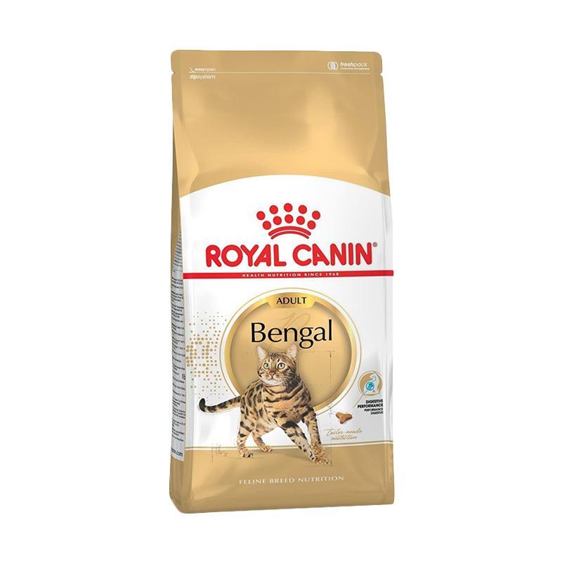 harga Royal Canin Bengal Makanan Kucing [2 kg] Blibli.com