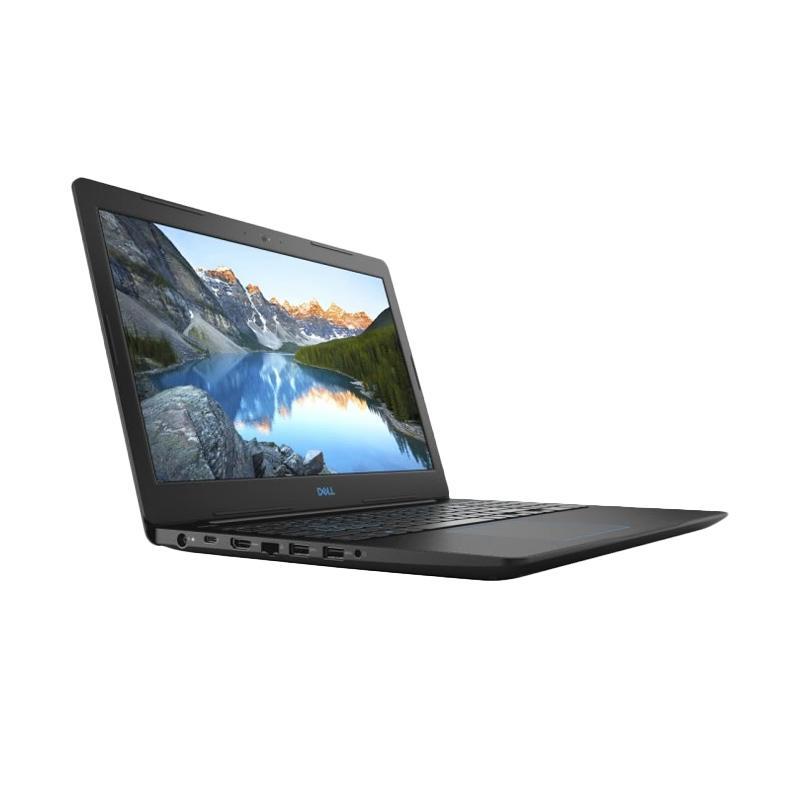 Laptop Gaming Dell Inspiron G3 15 3579 Black i7 8750H 4 GB DDR4 16 GB Intel Optane 2 TB HDD GTX 1050 Ti 4 GB 15 6 Win 10