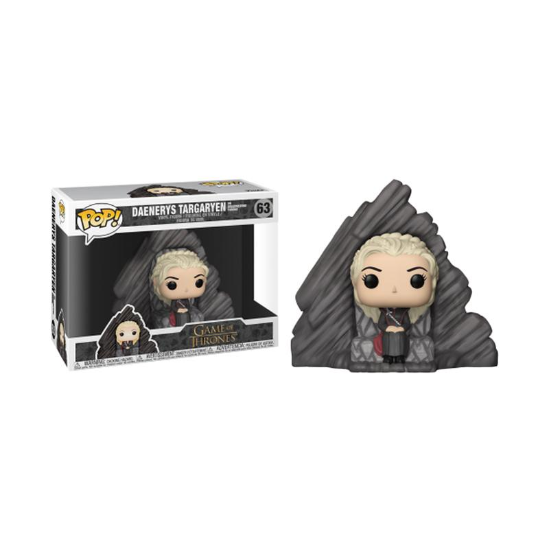 Funko POP Game of Thrones Daenerys Targaryen on Dragonstone Throne