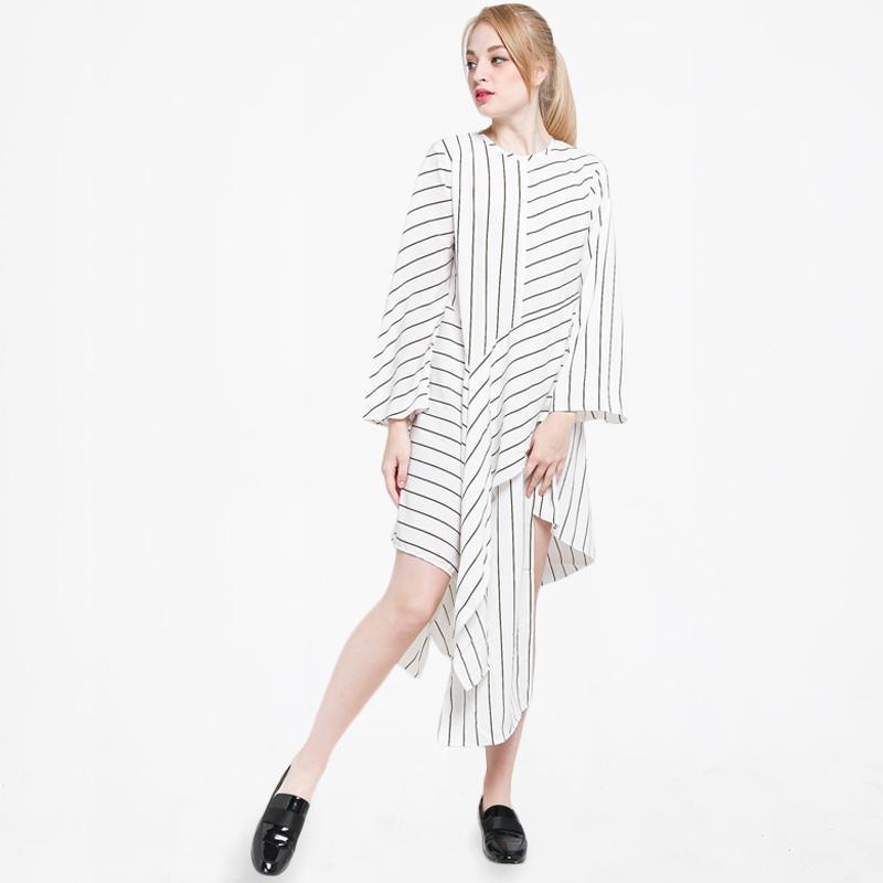 Miel Kamila Midi Dress