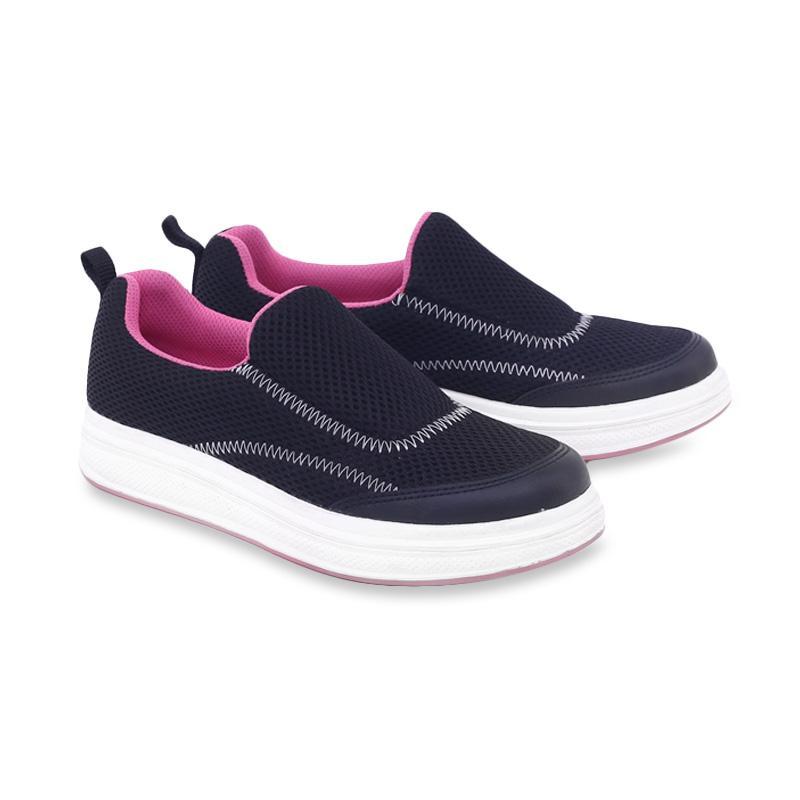 Garsel B1-GLT 5433 Ballerina Sepatu Slip On Wanita