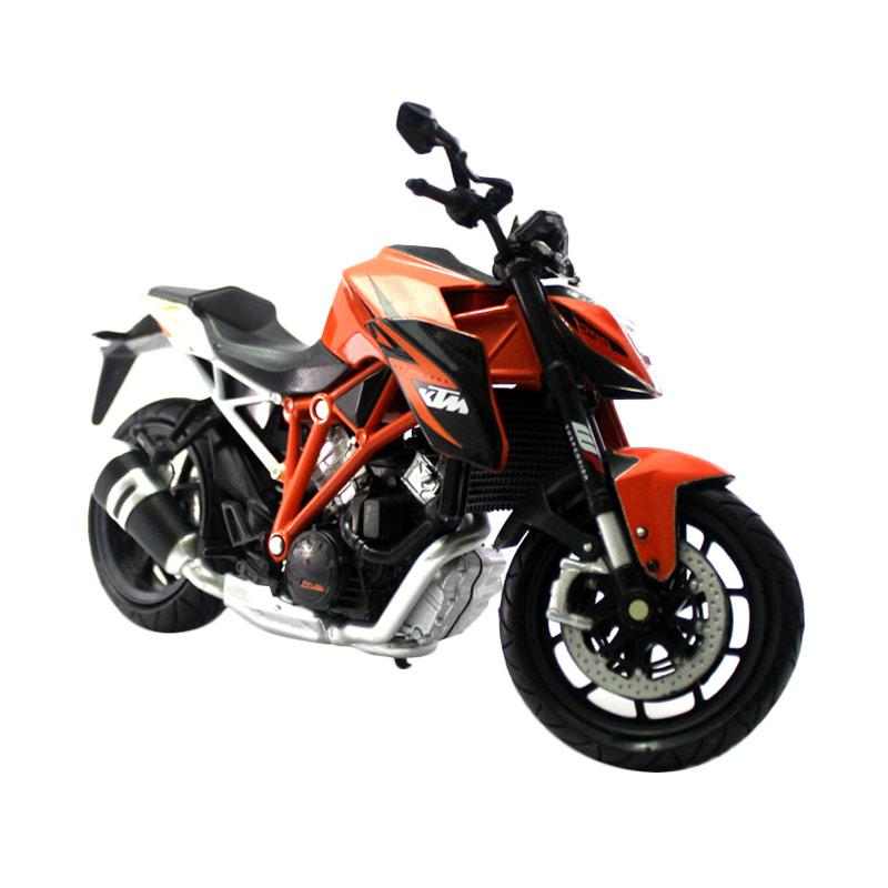 Ktm 1290 Super Duke R >> Newray Miniatur Motor Ktm 1290 Super Duke R Diecast