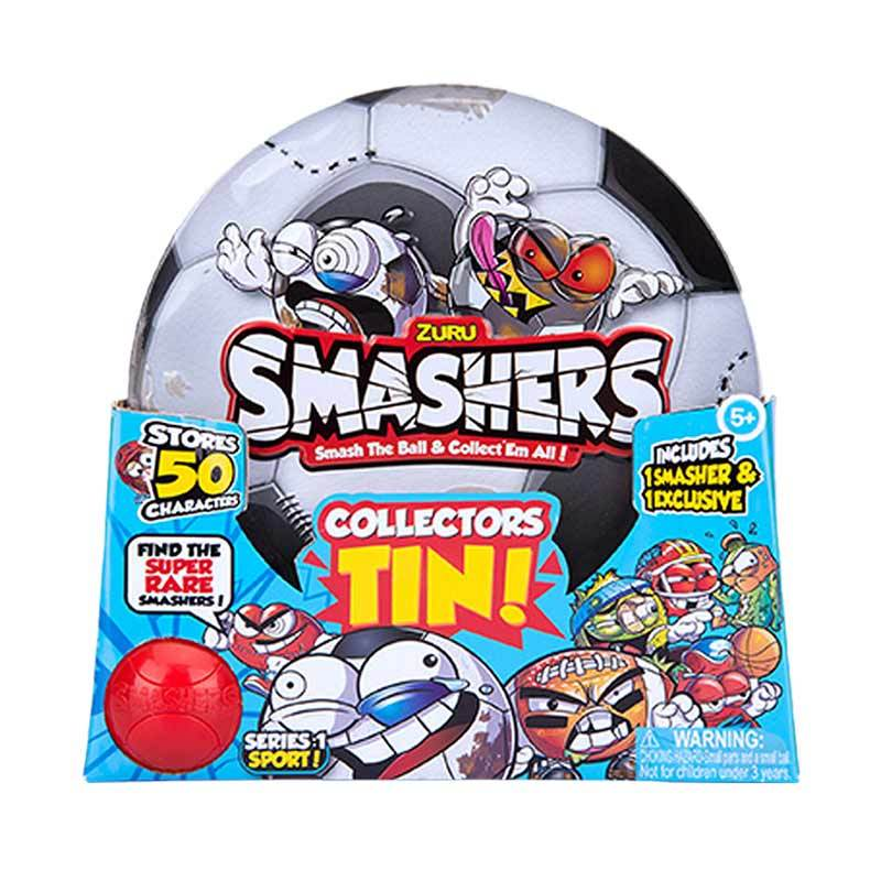 Zuru Smashers Basketball Tin Mini Figure