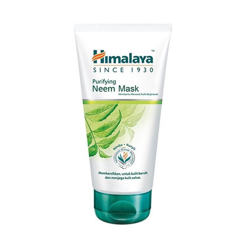Jual Himalaya Purifying Neem Mask 100 Ml Online April 2021 Blibli