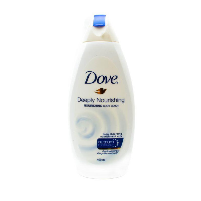 Jual Surabaya Dove Deeply Nourishing Body Wash 400 Ml Bottle Online Agustus 2020 Blibli Com