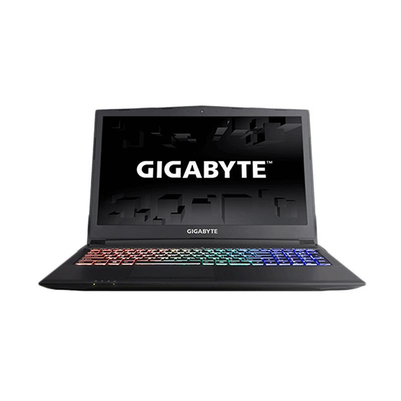 Gigabyte Sabre 15 P45G-V8-A02 Gaming Notebook [i7-8750/ 1TB + 128GB SSD/ 8GB/ GTX1050 4GB/ 15.6 Inch]