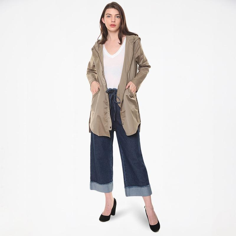 et cetera 8 JKWSTR118G001 Women s Jacket Taupe