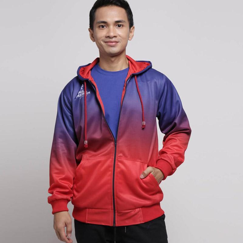 IESPL Piala Presiden Official Merchandise Hoodie Jacket Pria