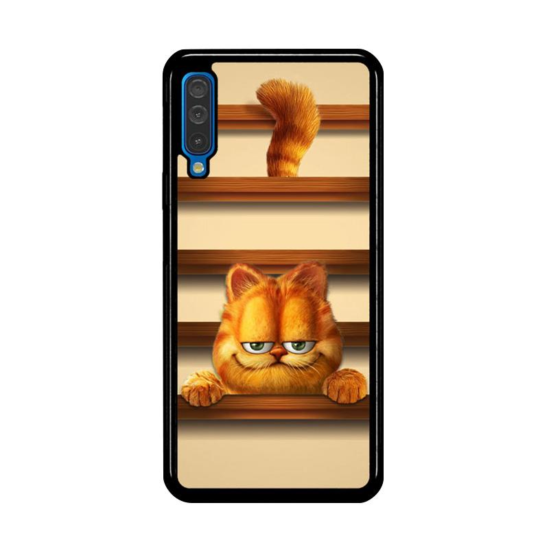 Jual Flazzstore Cute Garfield Wallpaper Y1333 Premium Casing For