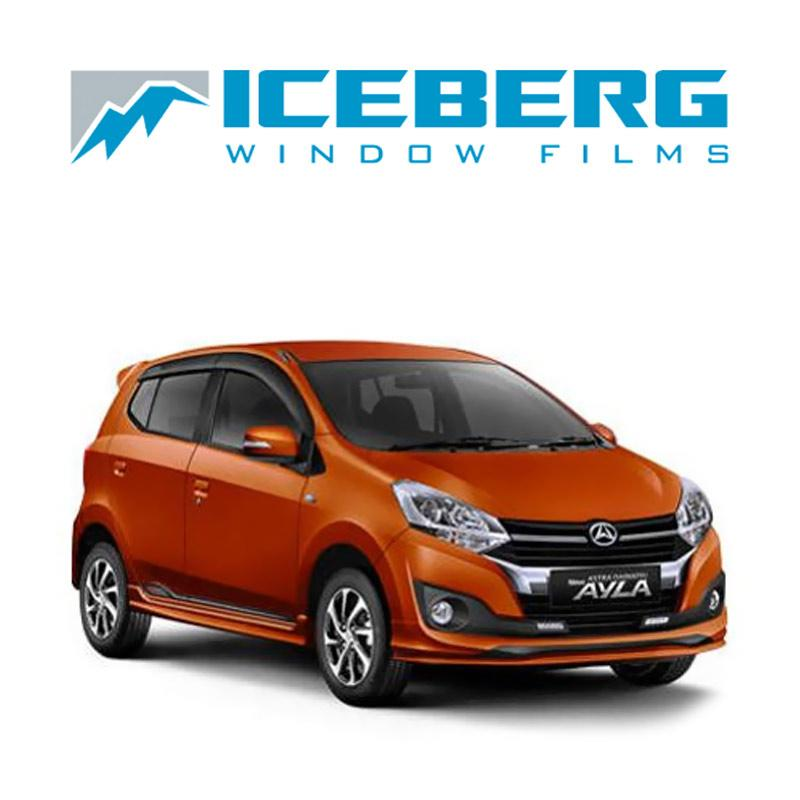 Jual Iceberg Window Films Ice 30 40 60 80 90 Kaca Film Mobil For Daihatsu Ayla Pasang Di Tempat Online Februari 2021 Blibli