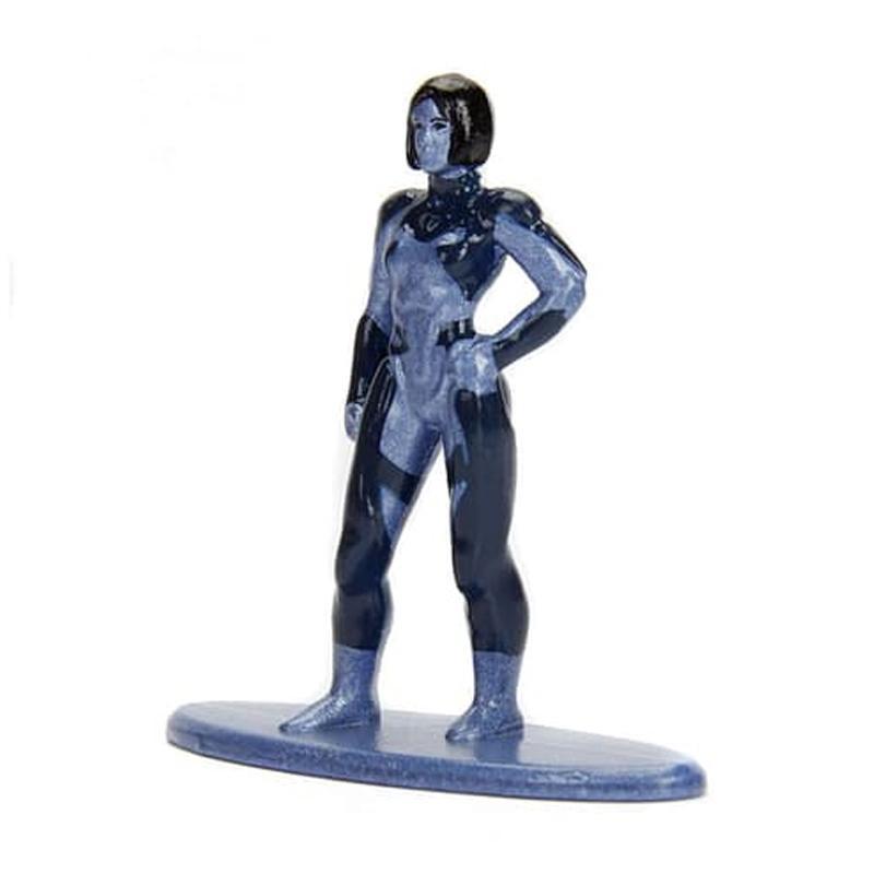 Halo Cortana Nano metalfigs Figure MS9