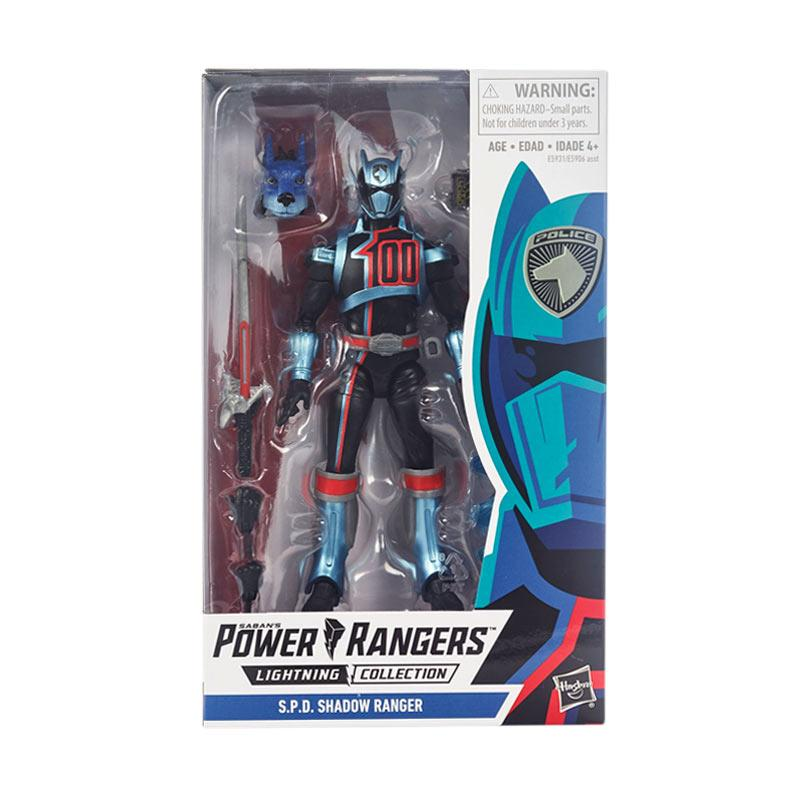 Jual Hasbro Spd Shadow Ranger Power Rangers Lightning Collection Doggie Online Oktober 2020 Blibli Com