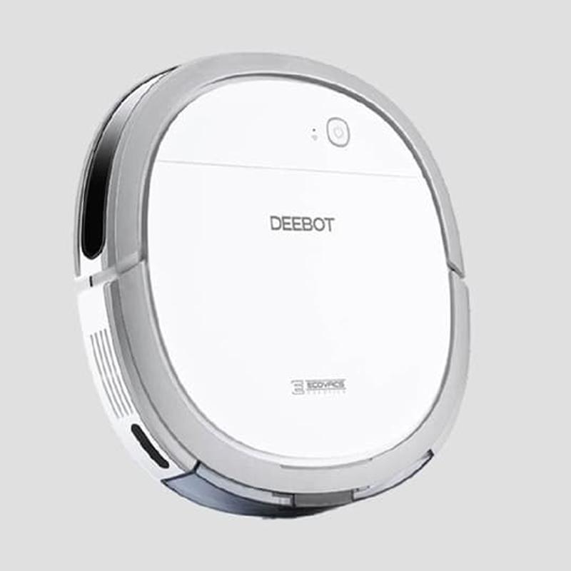 Ecovacs DEEBOT OZMO Slim11 Robot Vacuum Cleaner Mop Vacum Sapu Pel Vakum