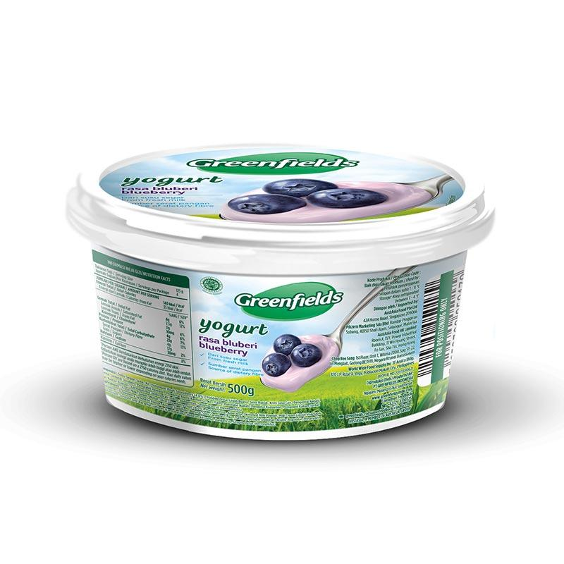 Greenfields Yogurt