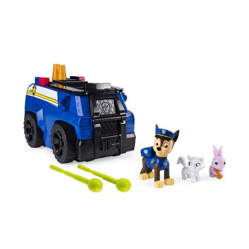 Jual Spin Master Paw Patrol Chase S Chase Ride N Rescue Transforming Police Vehicle Action Figures Online Oktober 2020 Blibli Com