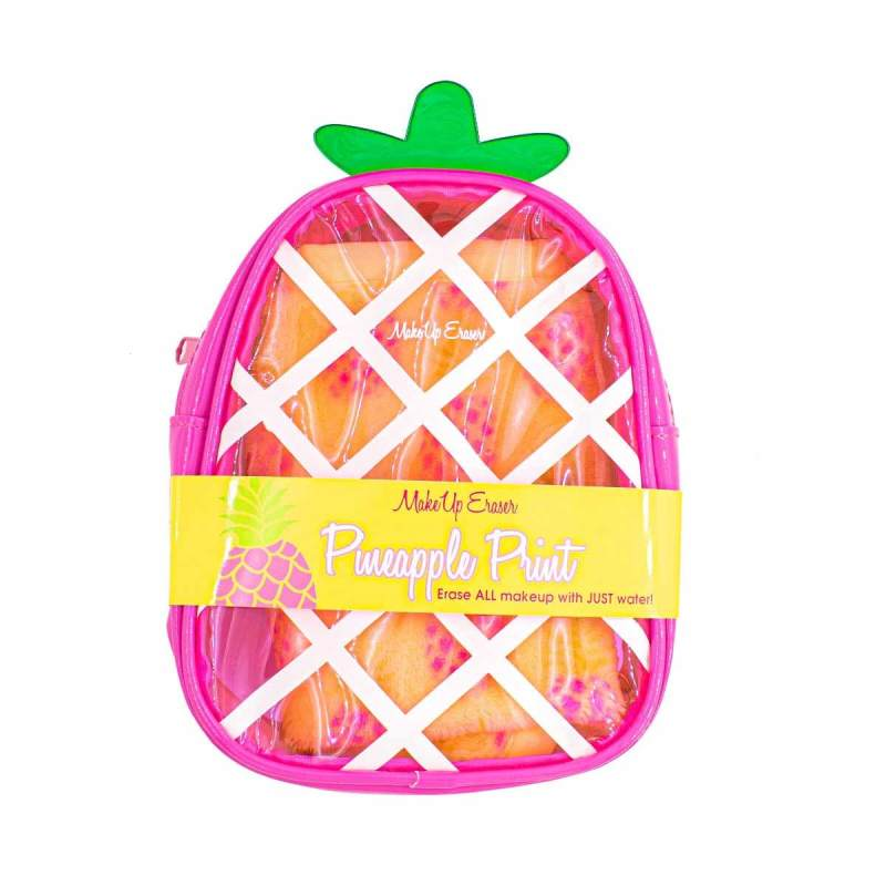 MakeUp Eraser Pineapple Belt Bag