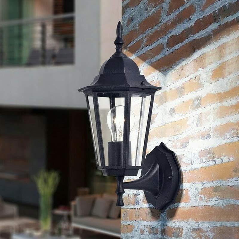 Jual Mozola L 1057 E27 Pilar Dekor Hias Vintage Outdoor Lampu Dinding Taman Online Maret 2021 Blibli