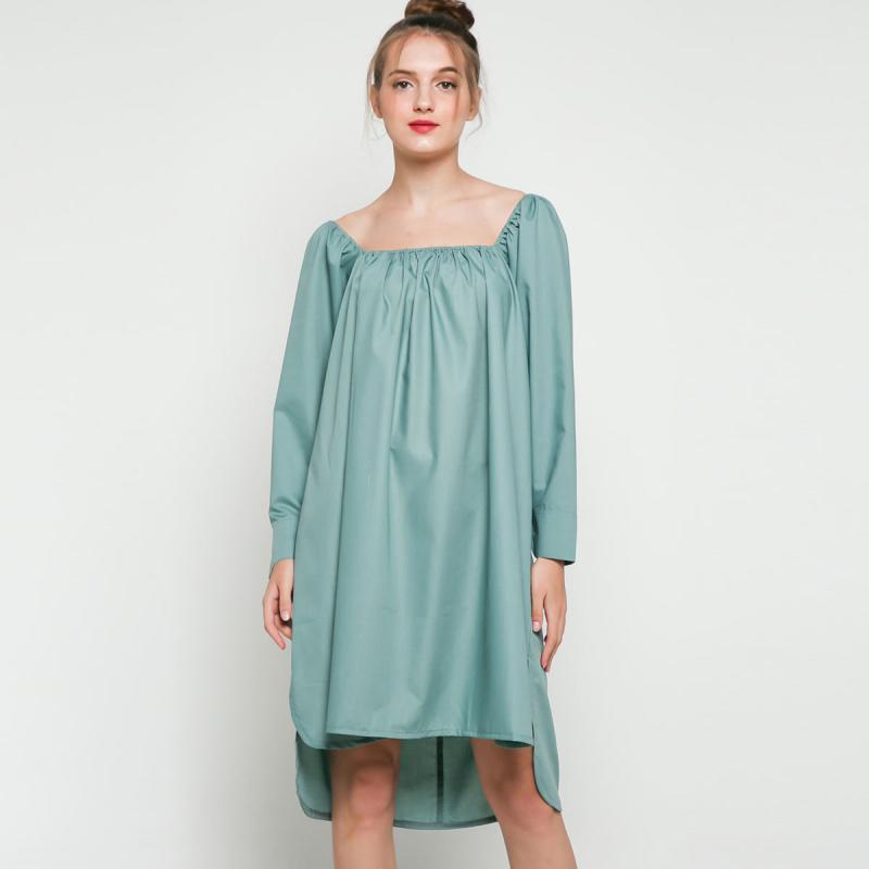 ATS The Label Velda Bli03 Dress Wanita Mint