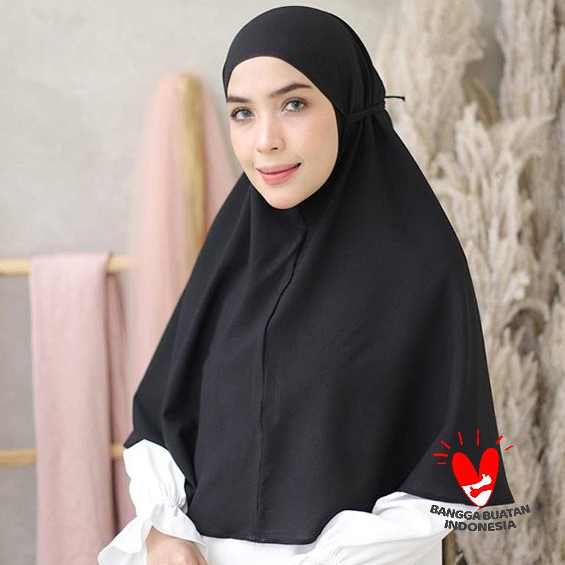 Jual Marlin Outlet Najwa Khimar Tali Hijab Muslimah Online November 2020 Blibli