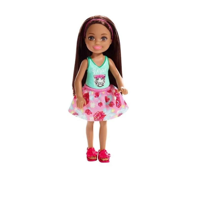 Jual Barbie Bf28 Club Chelsea Brunette Tiger Boneka Barbie Online November 2020 Blibli Com