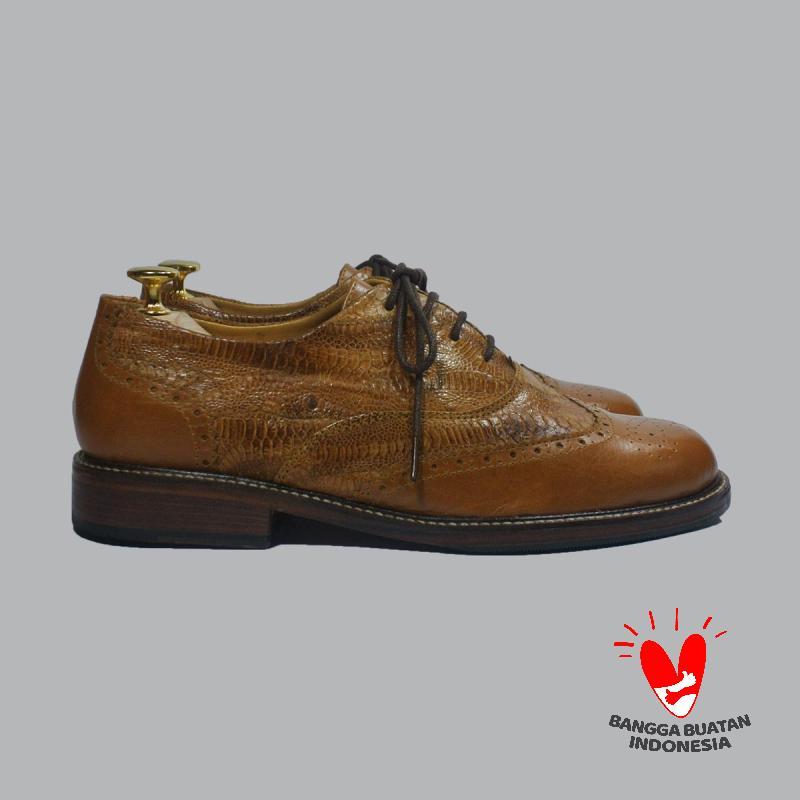 Hirka Balawan Series Sepatu Ceker Ayam Casual Pria