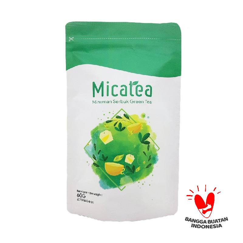 MICATEA Green Tea Teh Pelangsing