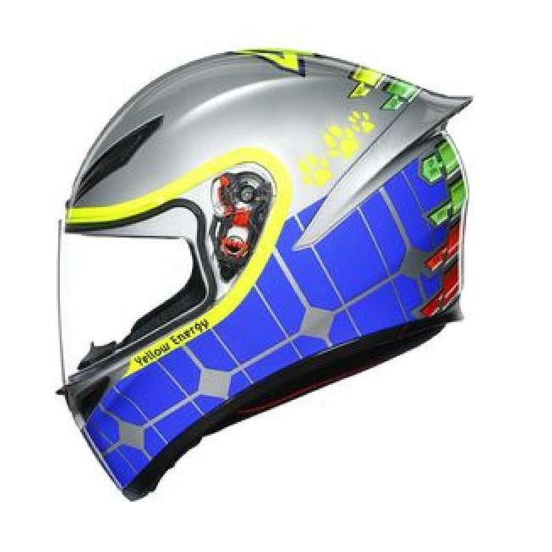 Jual Agv K1 Rossi Mugello 2015 Helm Full Face Online Maret 2021 Blibli