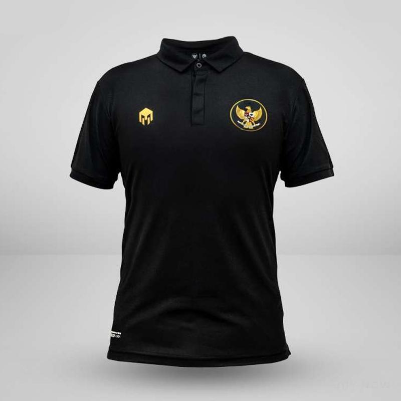 MILLS SPORT Timnas Indonesia Garuda Polo Shirt