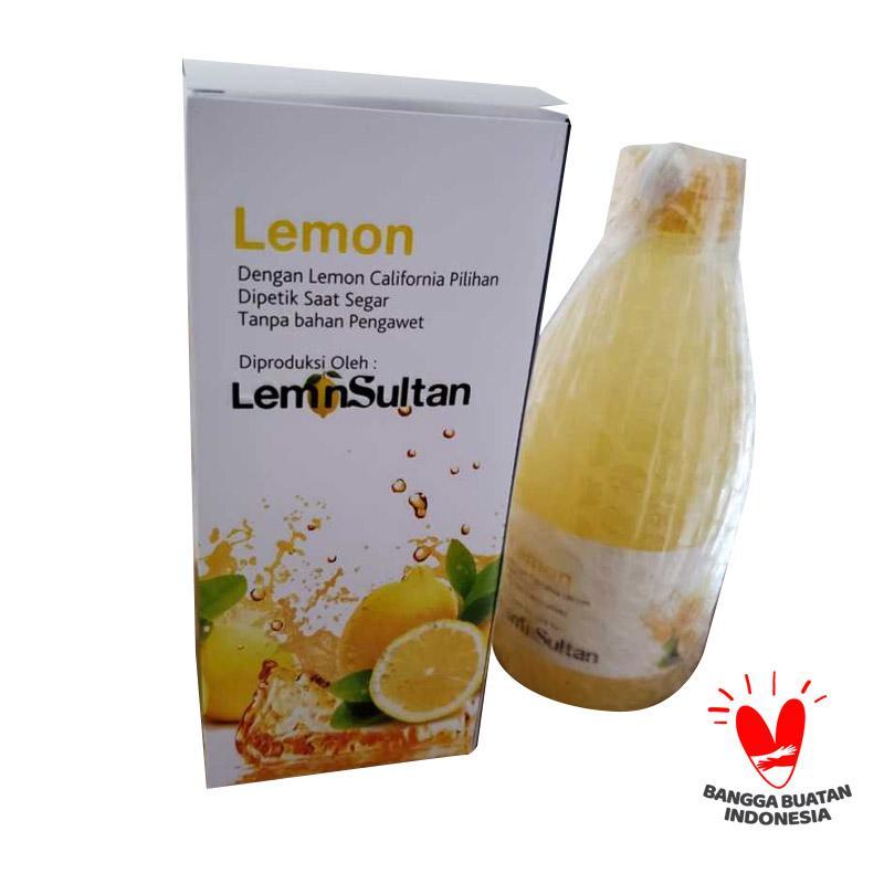 LEMON SULTAN / SARI LEMON CALIFORNIA / 100 % ALAMI