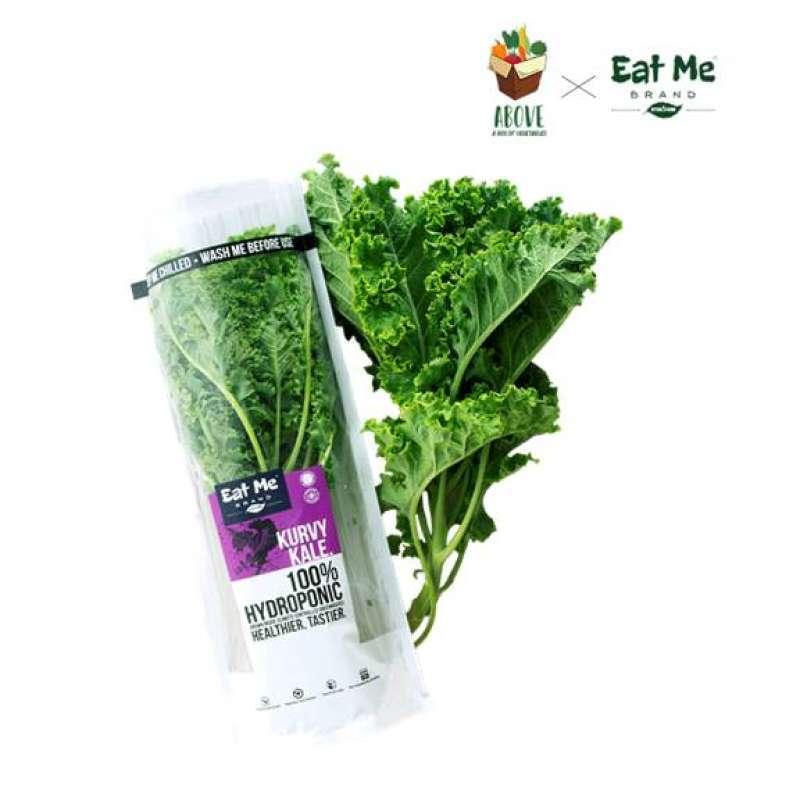 ABOVE x EATME brand Kurvy Kale Pack