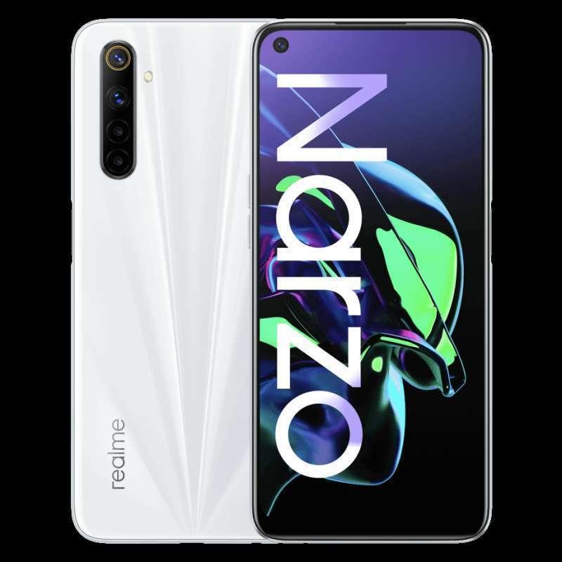 Realme Narzo Just White 128 GB
