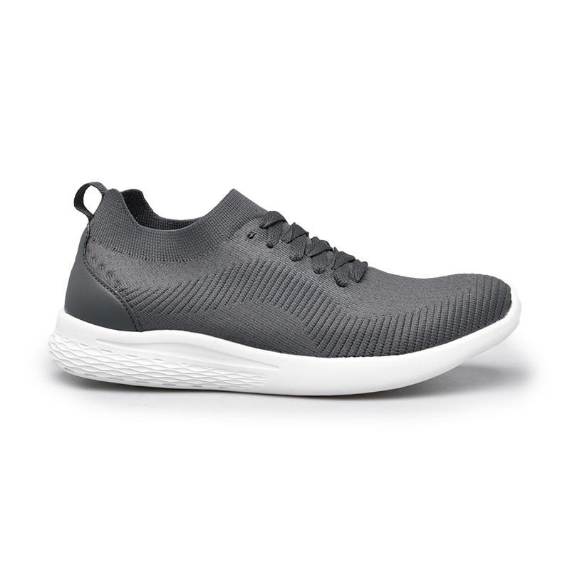 √ Airwalk Morgan Dk Sepatu Sneaker Pria - Grey [aiw20cm0219g] Terbaru September 2021 harga murah - kualitas terjamin   Blibli
