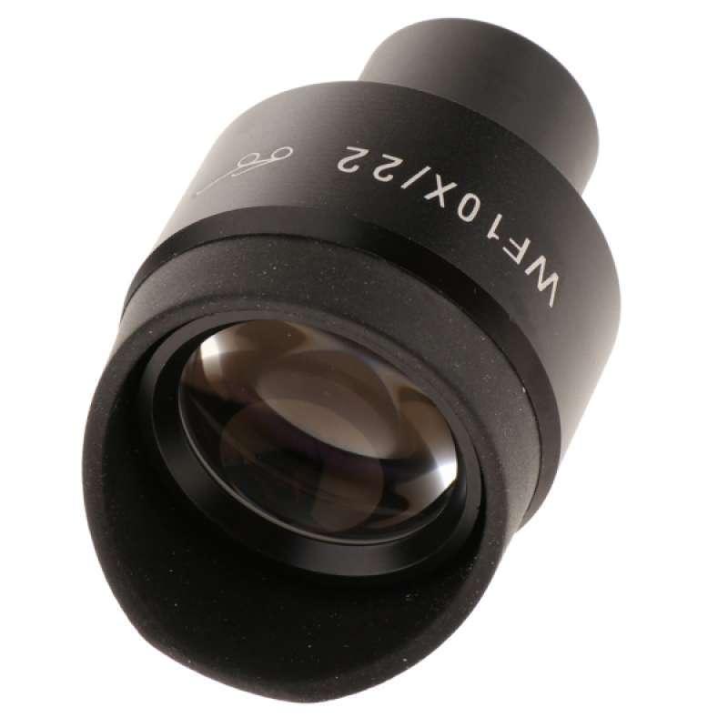 WF10X Wide Angle Microscope Eyepiece w// Eyeshield Optical Lens Mount 23.2mm