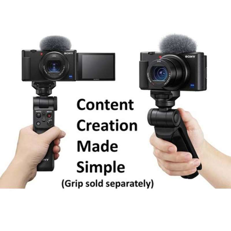 SONY ZV 1 Digital Compact Camera Vlogging Kamera 4K Video ZV1