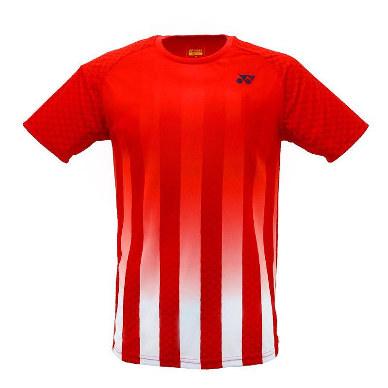 YONEX RM S092 1807 COC19 S T Shirt Olahraga Pria TRM1807COC19