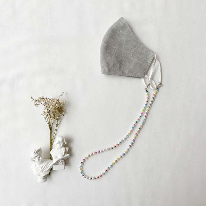 Stylish Masker Chain Lanyard