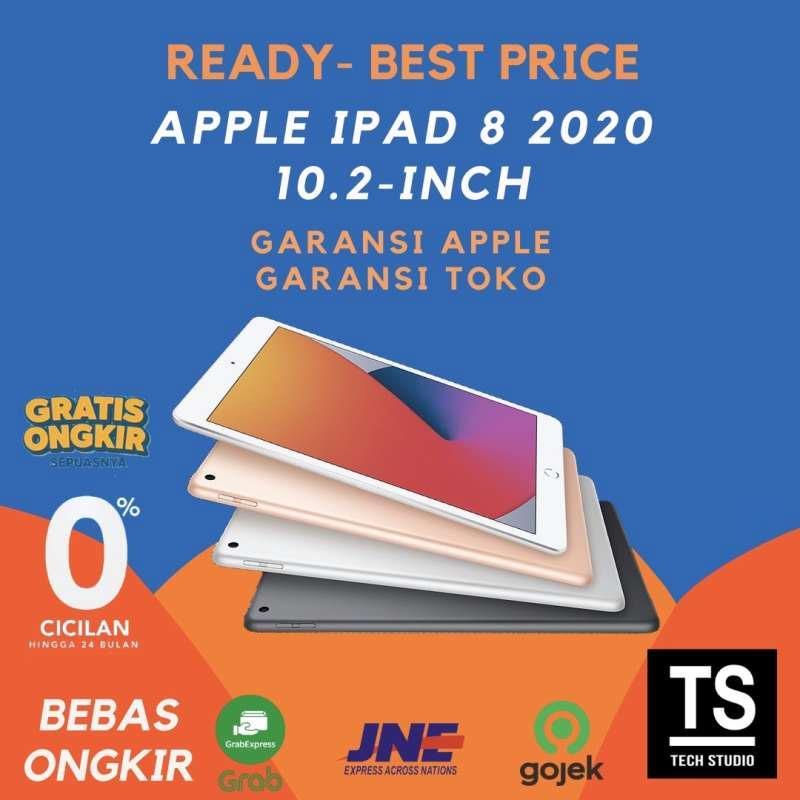 "harga Apple Ipad 8 2020 10.2"" Inch WIFI 128GB Original Blibli.com"