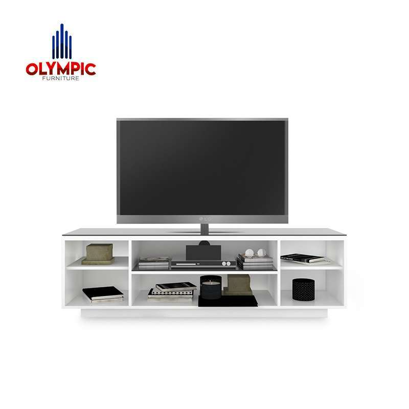Jual Olympic Meja Tv Series Audio Visual Rack Avr Ceilo Online Desember 2020 Blibli