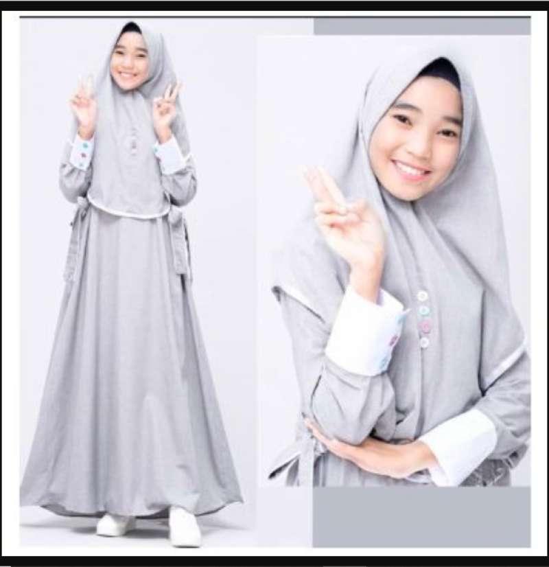 Jual Gamis Anak Tanggung Baju Muslim Anak Perempuan Online Maret 2021 Blibli