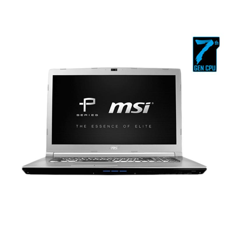 "MSi PE70 7RD 222ID Gaming Laptop [17""/ i7-7700HQ/ 8GB/ GTX1050/ Win10]"