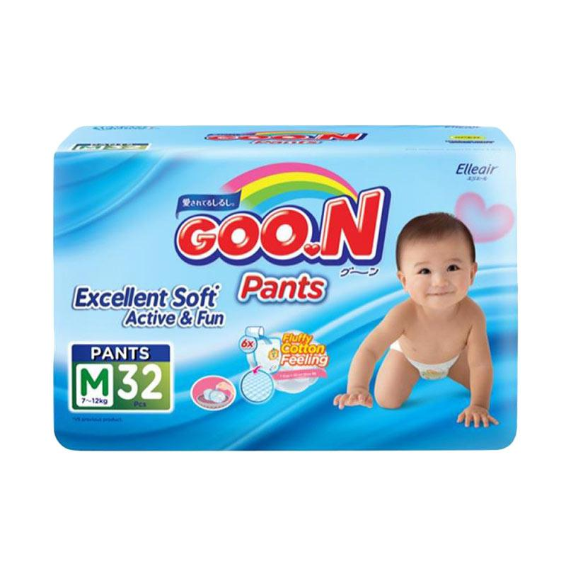 Goon Popok Excellent Soft Pants [Size M / 32]