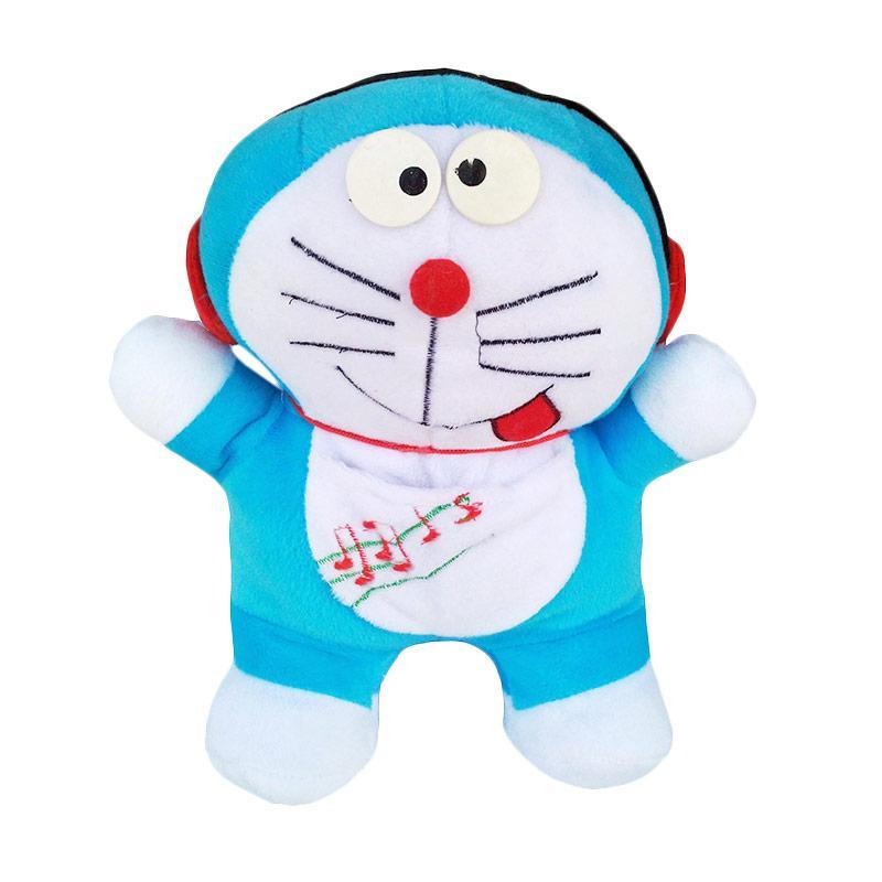 harga OEM Karakter Doraemon Headphone Medium Boneka Blibli.com