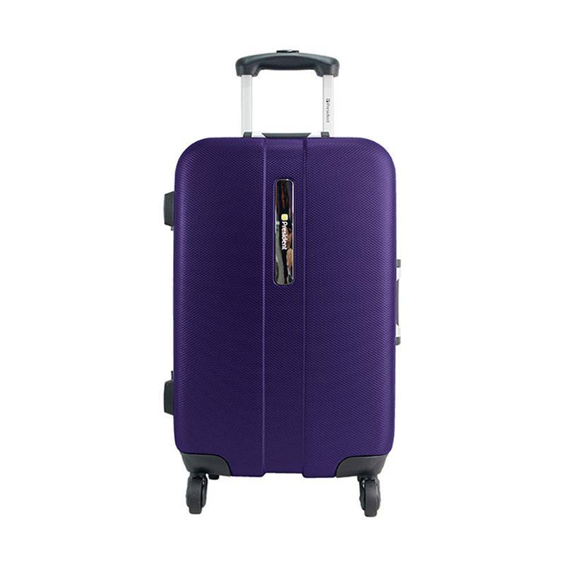 President TSA 5259A Koper - Violet [20 Inch]